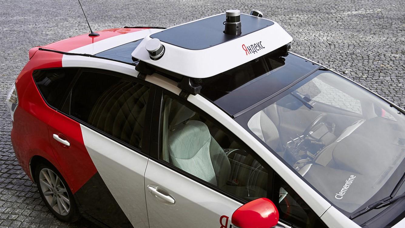 Беспилотные машины появятся на российских дорогах в начале 2019 года