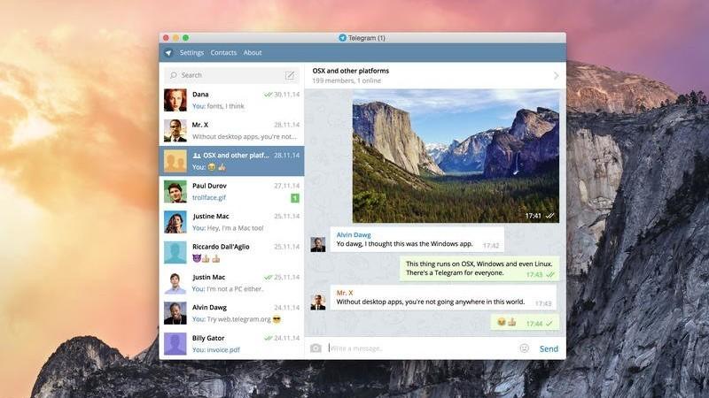 Павел Дуров опроверг наличие уязвимости в Telegram Desktop