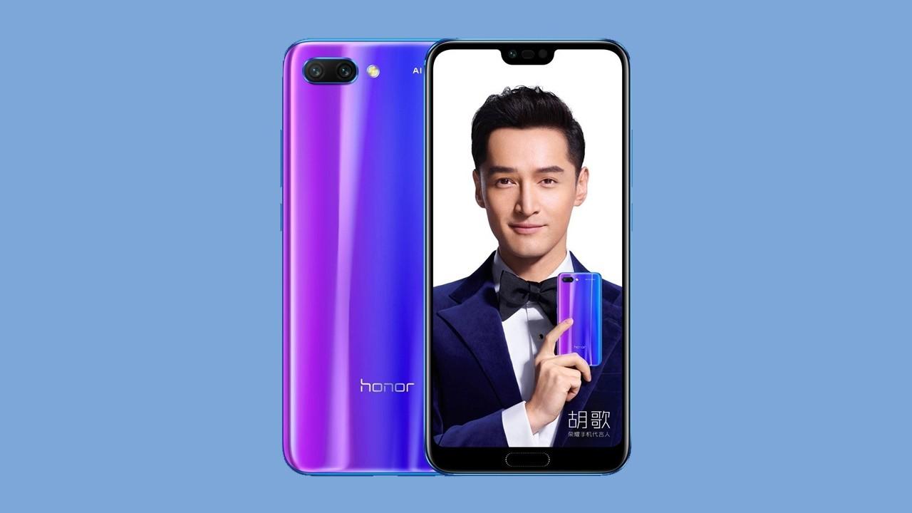 Huawei представила ультрабук MagicBook и флагман Honor 10