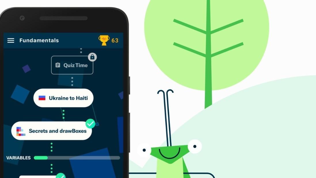 Google выпустила мобильную игру для обучения программированию