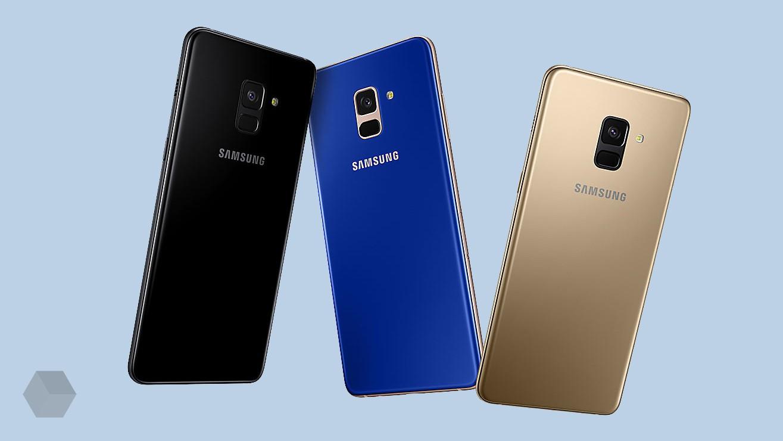 Galaxy A8 и A8 Plus обновились до Android Oreo