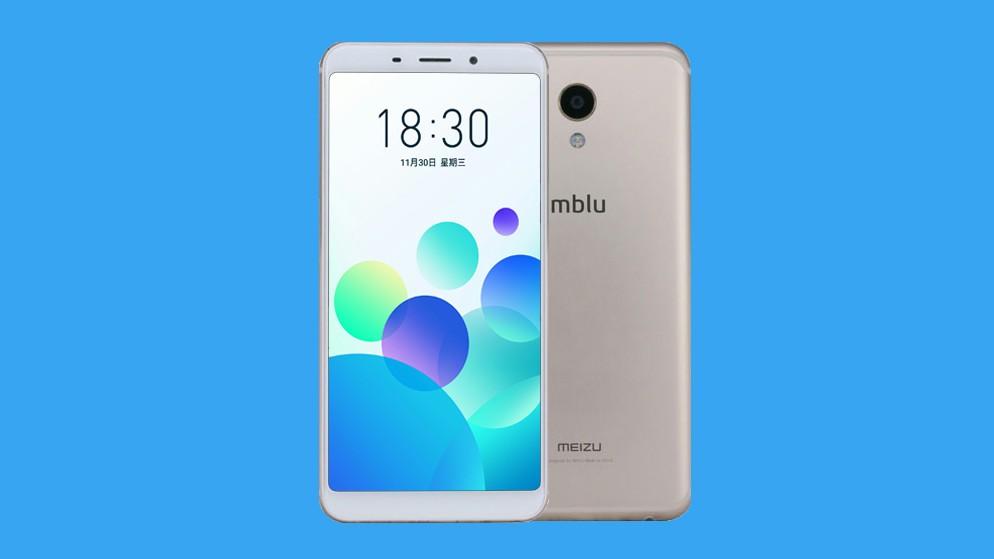 Раскрыты внешний вид и характеристики Meizu M6s