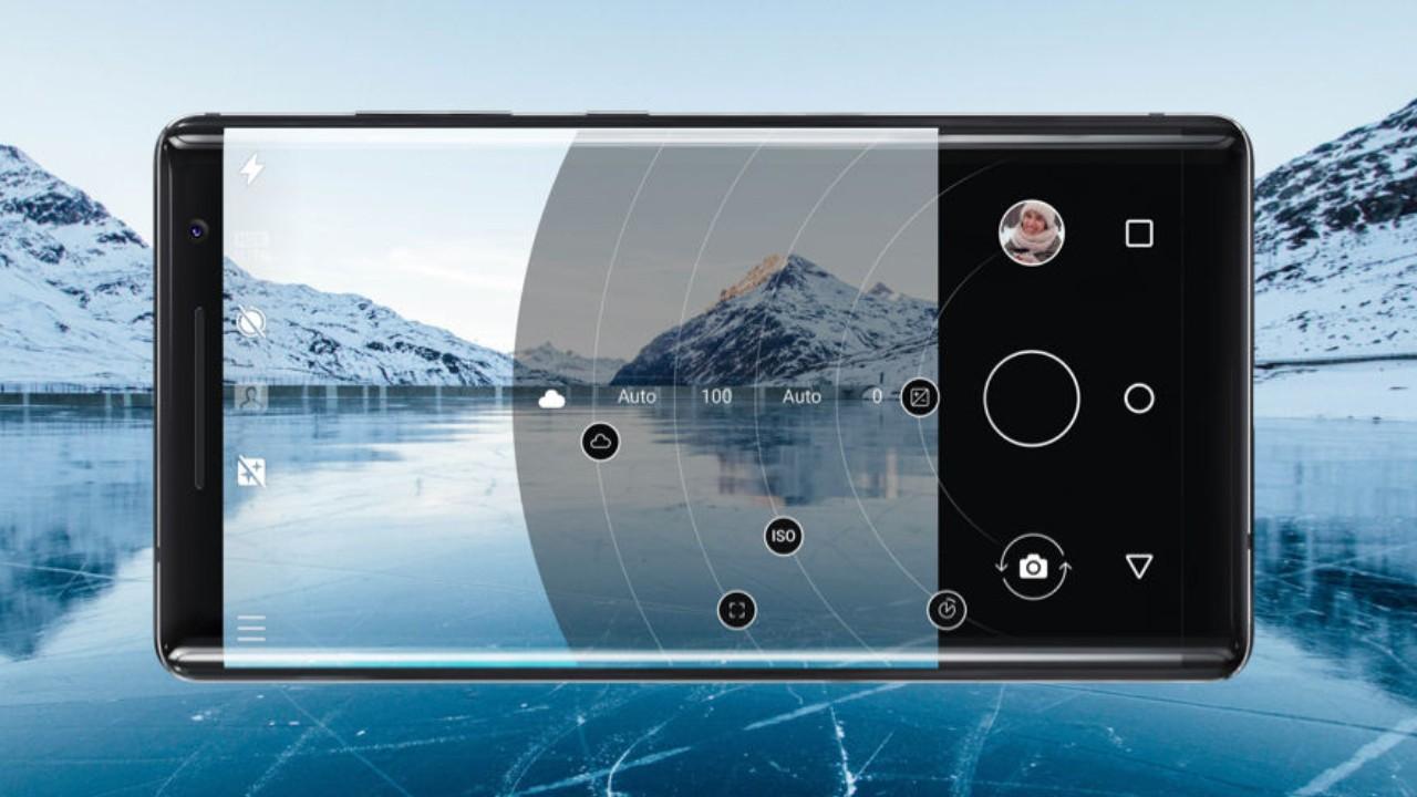 Приложение камеры Nokia 8 получило профессиональный режим