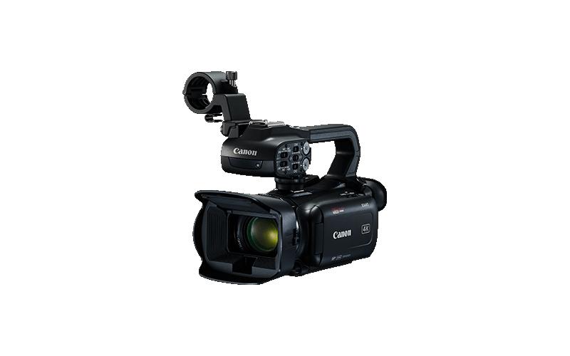 Canon представила три профессиональных видеокамеры серии XA1