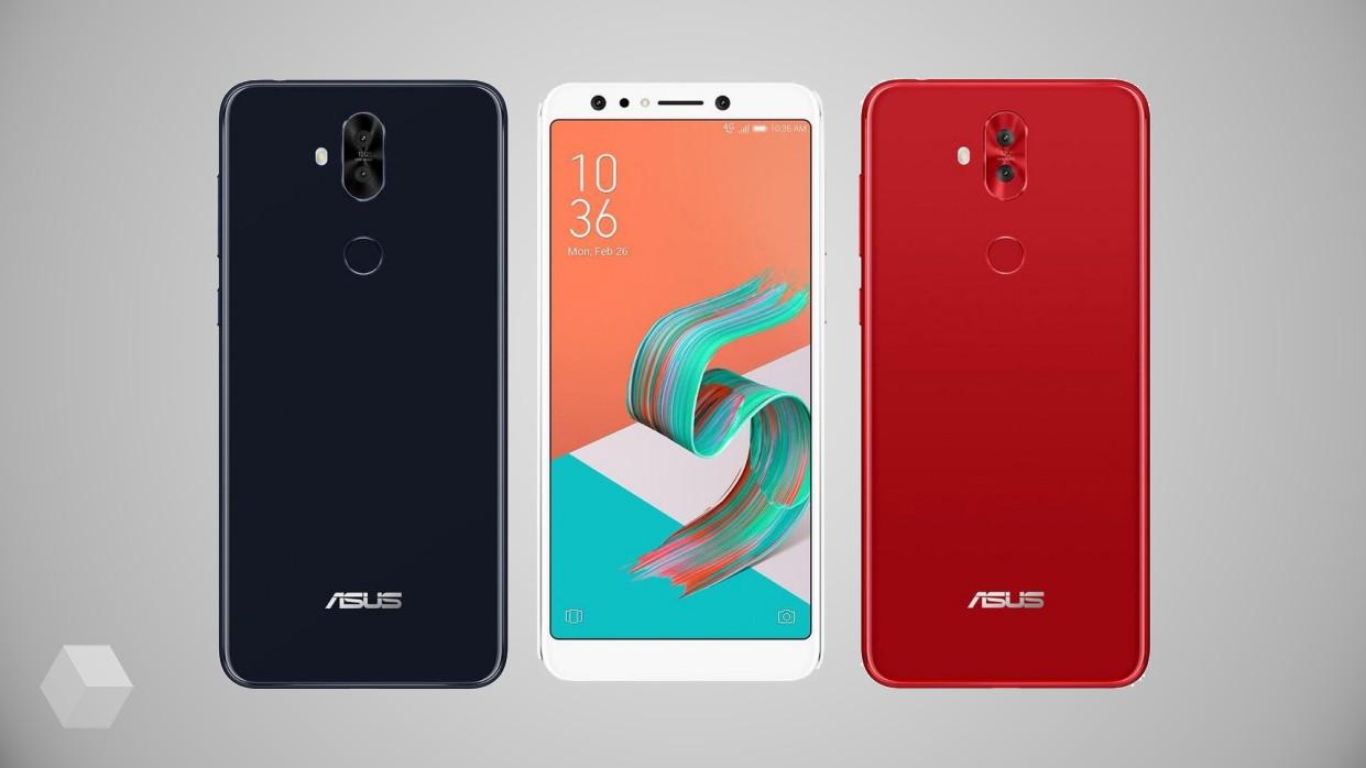 Asus представила флагман ZenFone 5z и ещё две новинки1