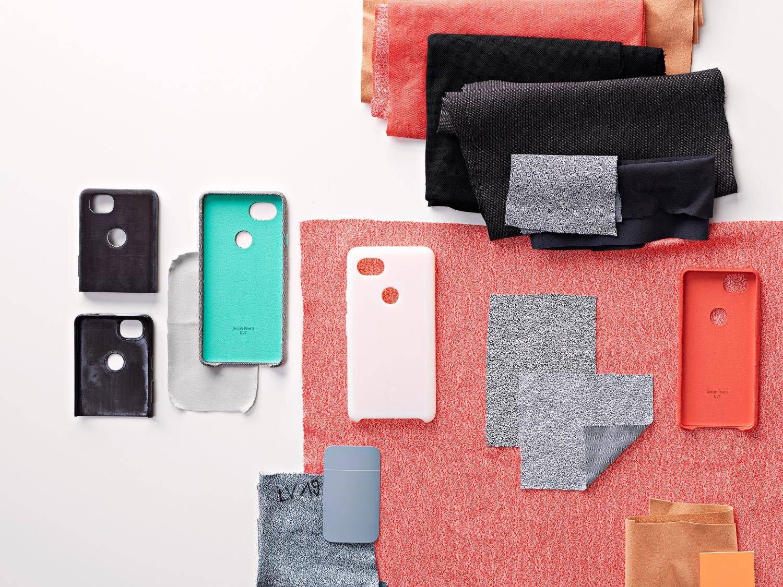 Дизайнер Google показала прототипы Pixel 2 и других устройств2
