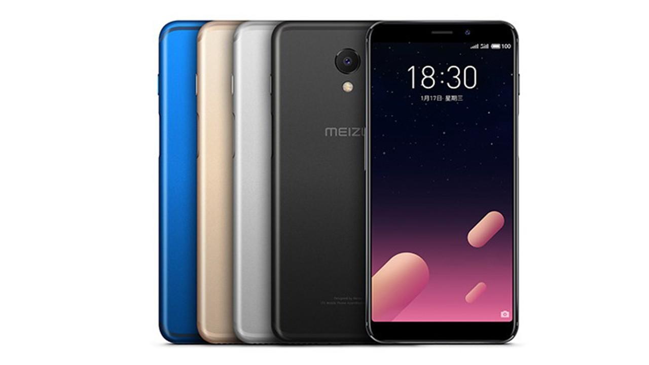 M6s — первый смартфон Meizu с экраном 18:91