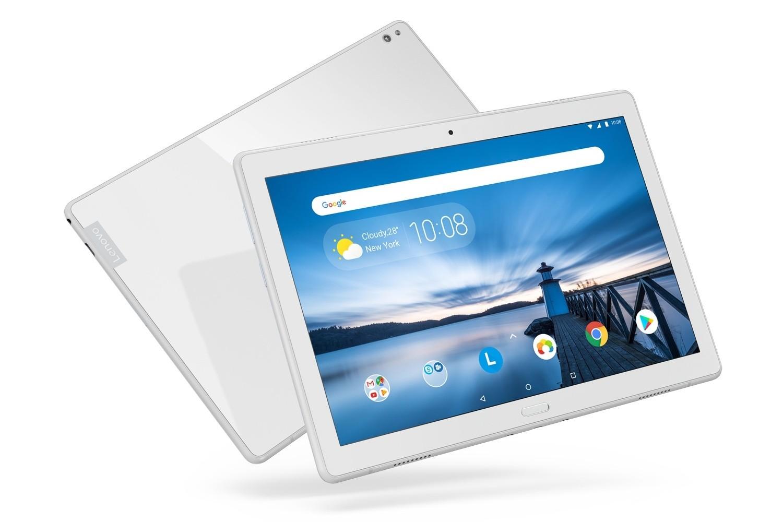 Lenovo представила 5 бюджетных планшетов на Android5