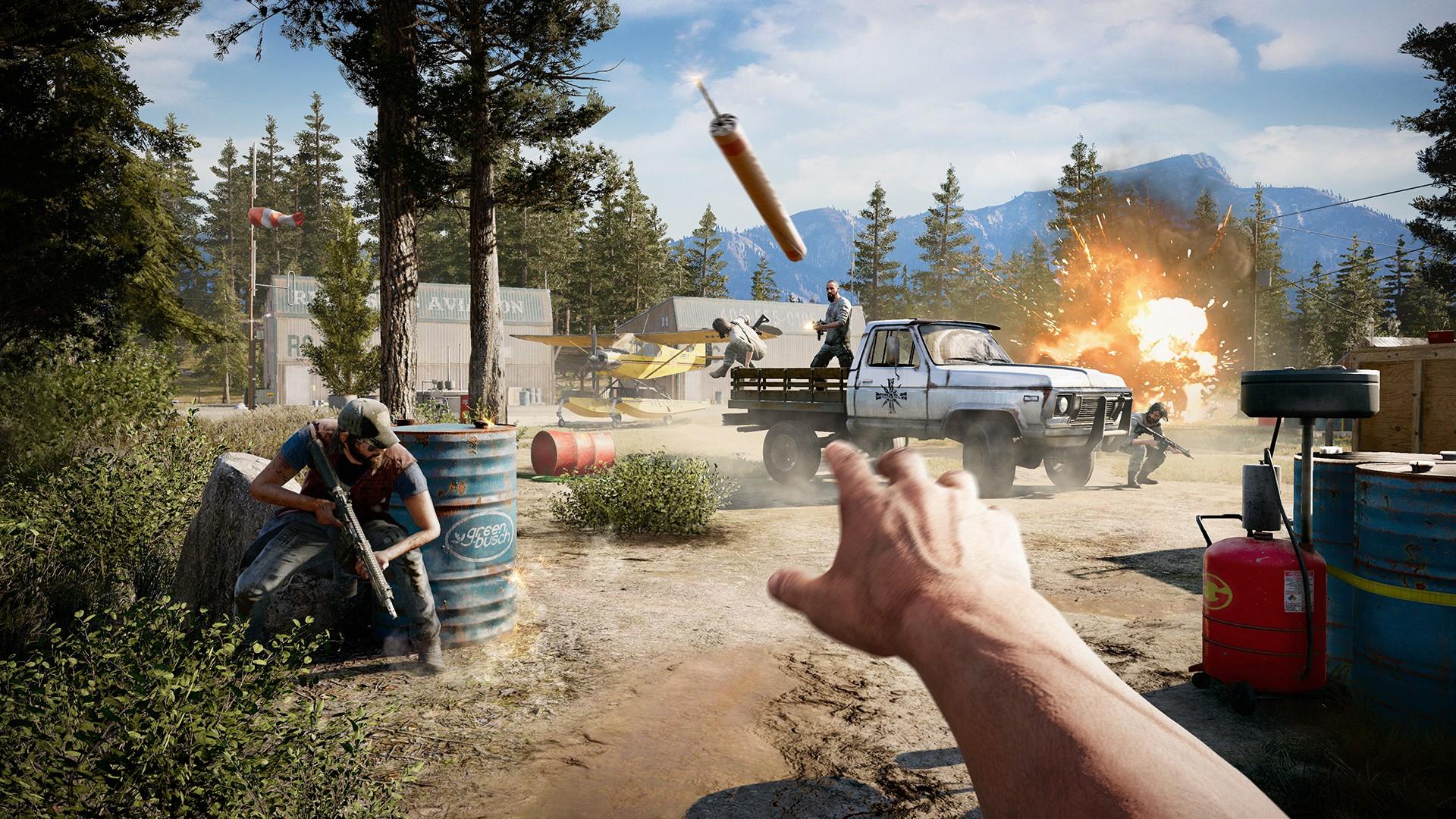 Раскрыты системные требования Far Cry 5 для PC