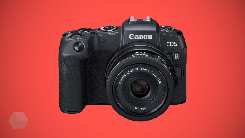 Компактная беззеркальная камера Canon EOS RP приходит в Россию