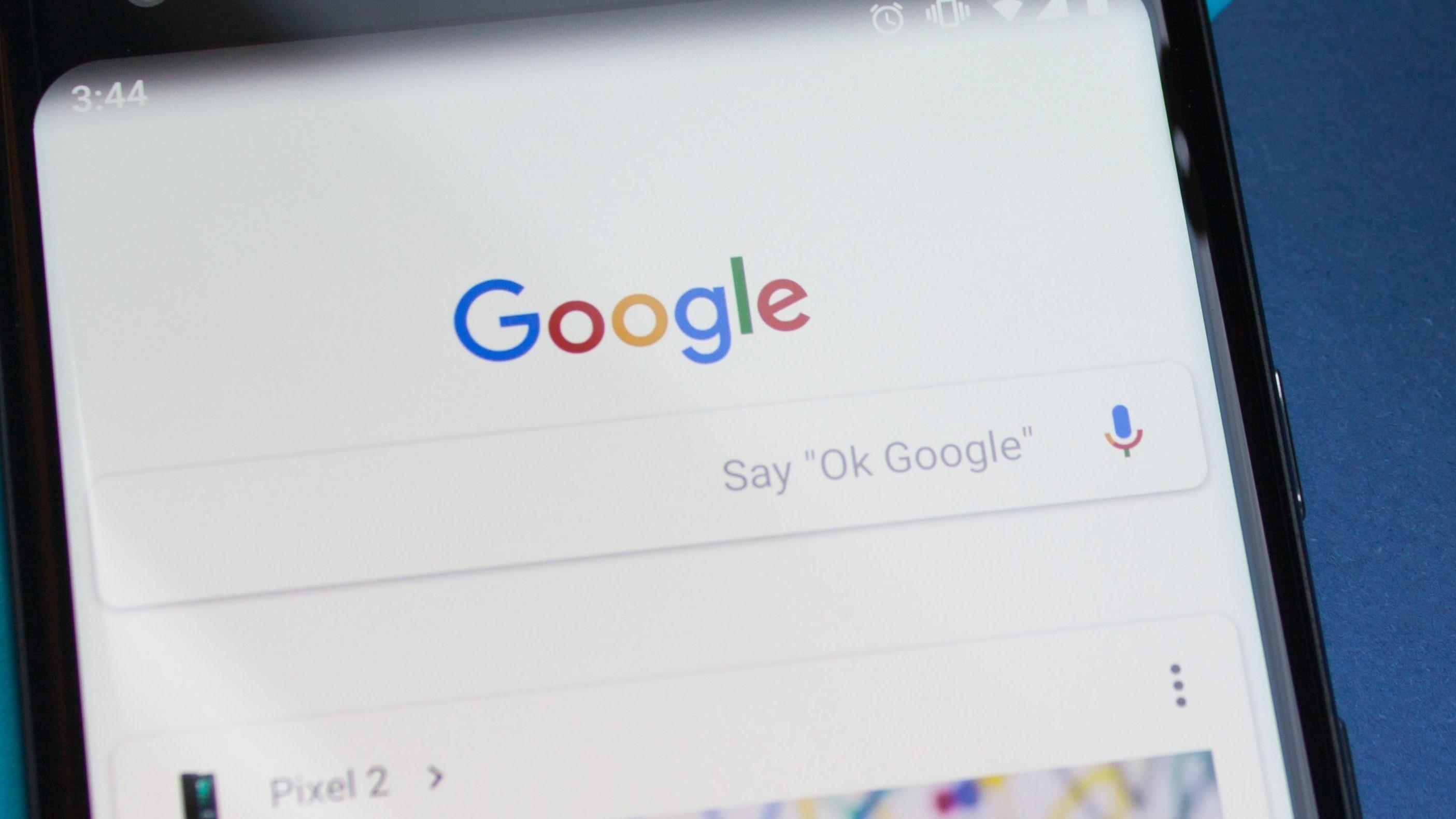 Google отвечает на часть вопросов, не загружая результаты поиска