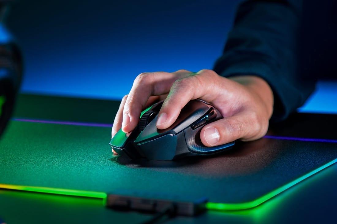 Razer представила новые игровые мыши Basilisk с технологией HyperSpeed2