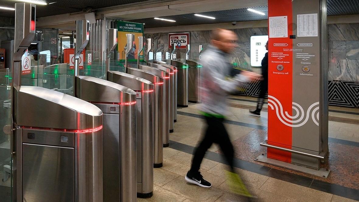 К концу года в метро Москвы заработает система FacePay