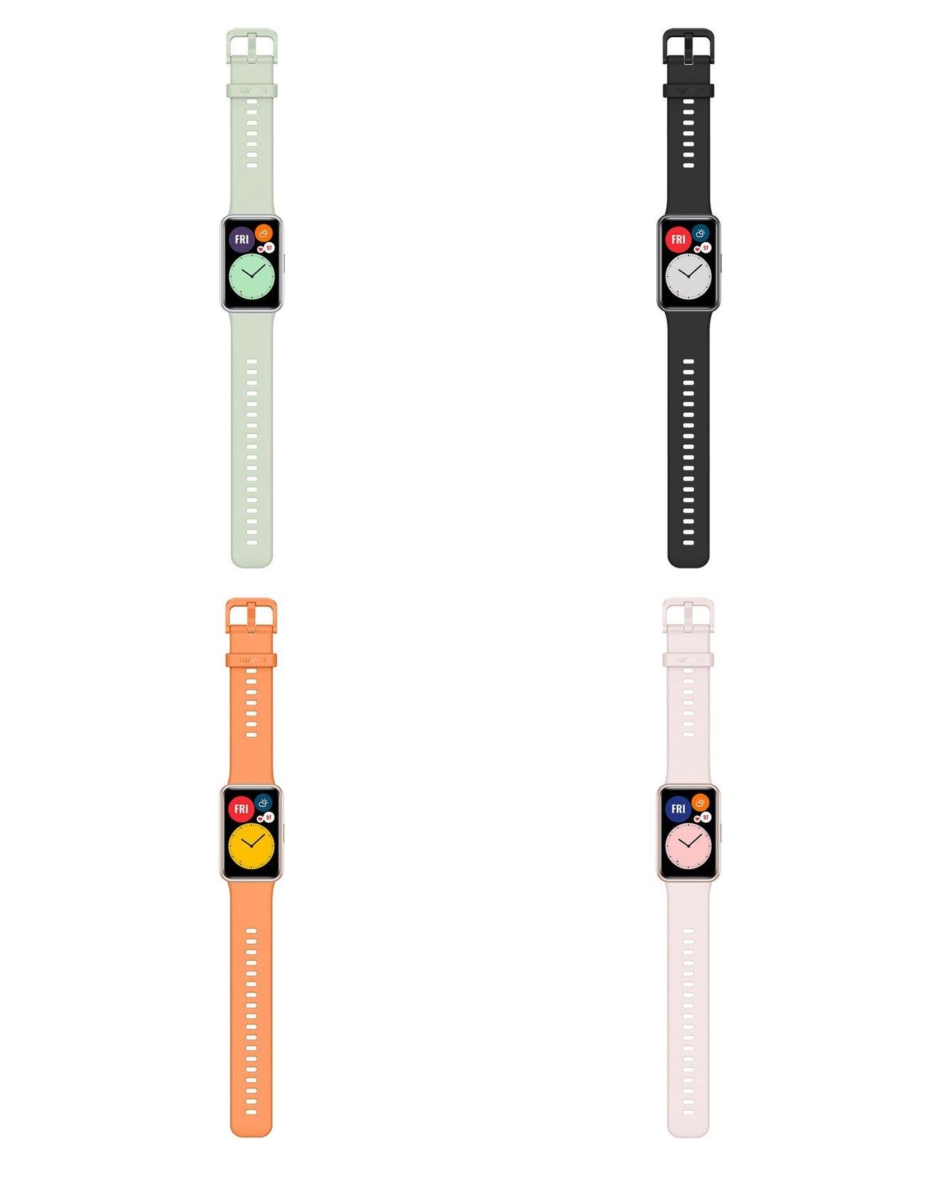 Официальные рендеры часов Huawei Watch Fit6
