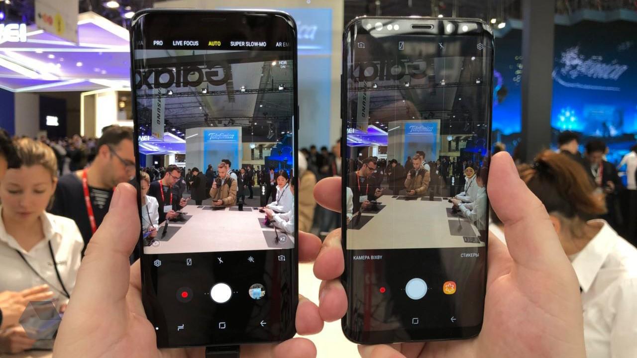 Galaxy S9 Plus возглавил рейтинг DxOMark