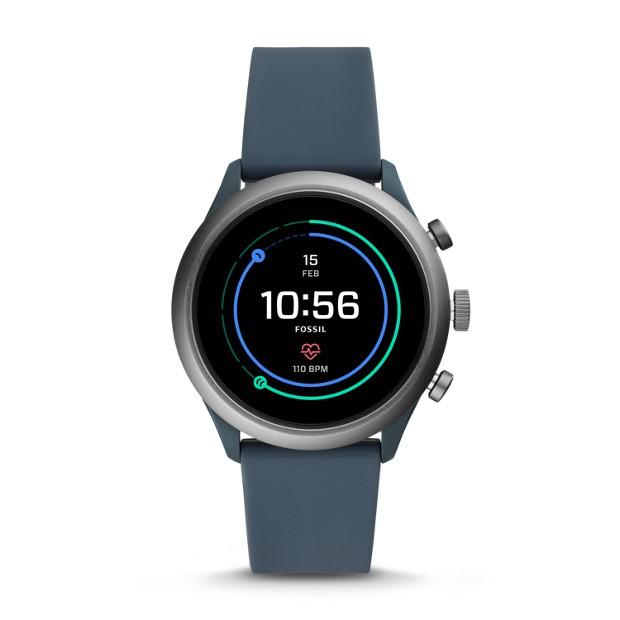 Fossil Sport на Wear OS с NFC и GPS обойдутся в 255 долларов0