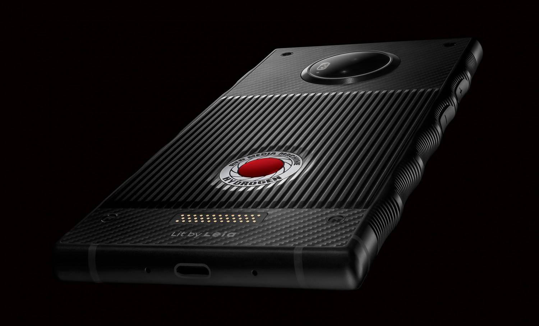RED опубликовала первые официальные рендеры Hydrogen One2
