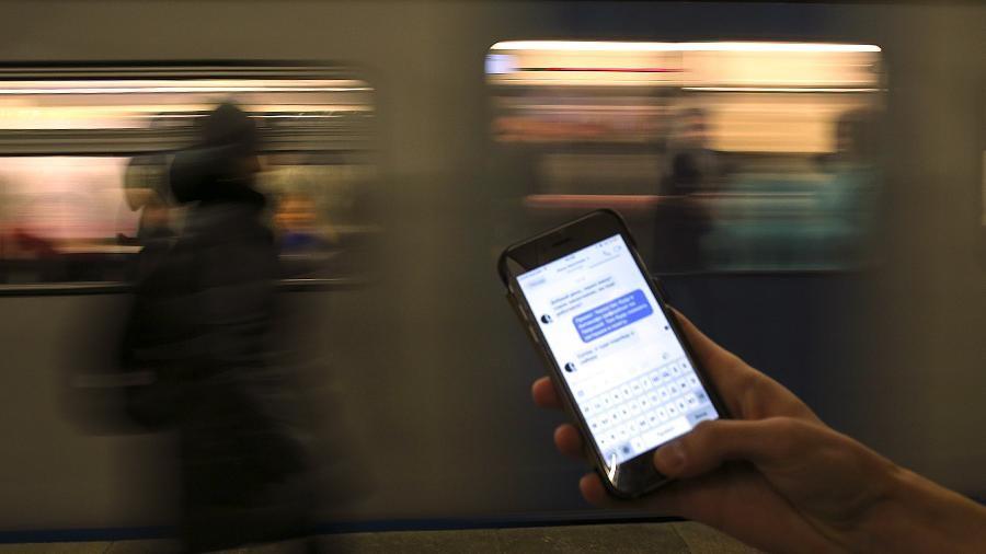 Wi-Fi в московском метро отслеживает прокси для Telegram