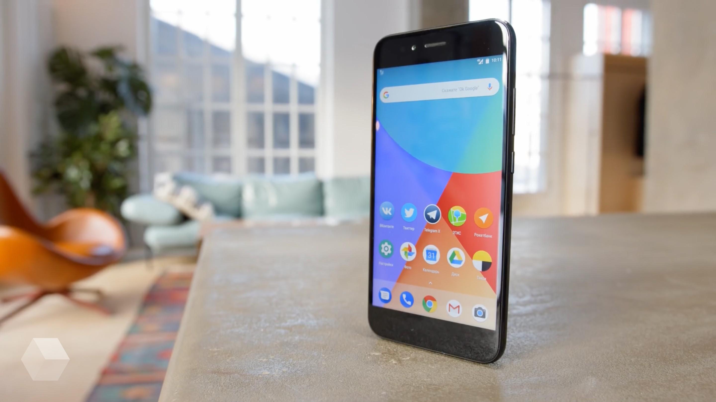 Повремените с обновлением Xiaomi Mi A1 до Android 8.1