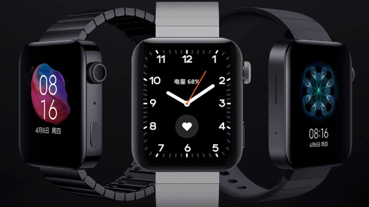 Xiaomi выпустила первое обновление для Mi Watch