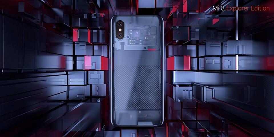 Xiaomi представила линейку смартфонов Mi 815