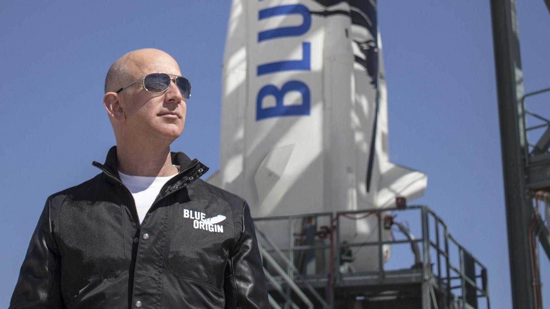 Blue Origin оценит суборбитальное путешествие в 200 тысяч долларов
