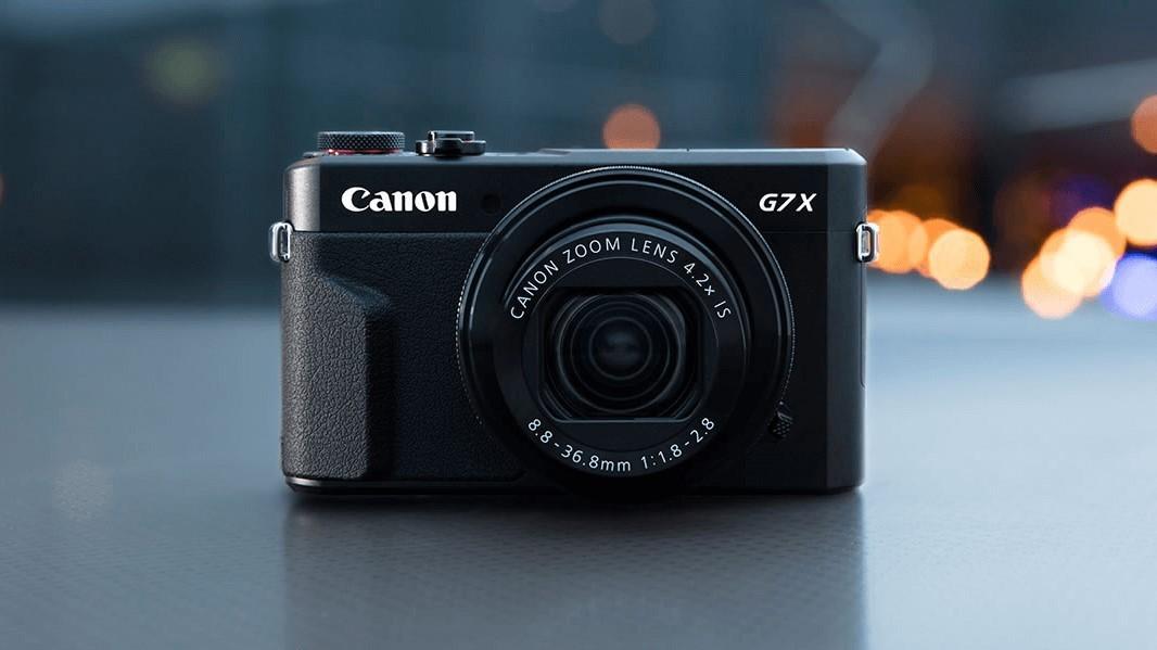 Canon готовит достойного конкурента Sony RX100