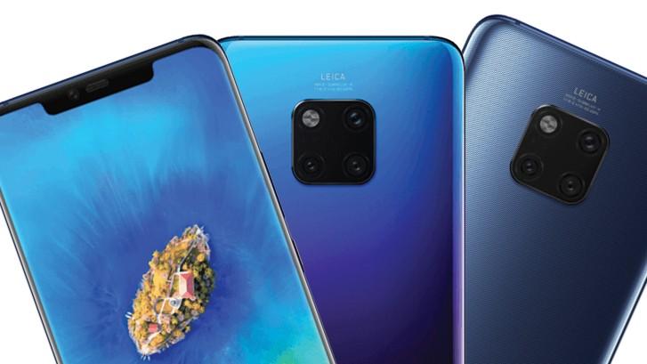 Huawei Mate 20 Pro проигрывает iPhone Xs в производительности