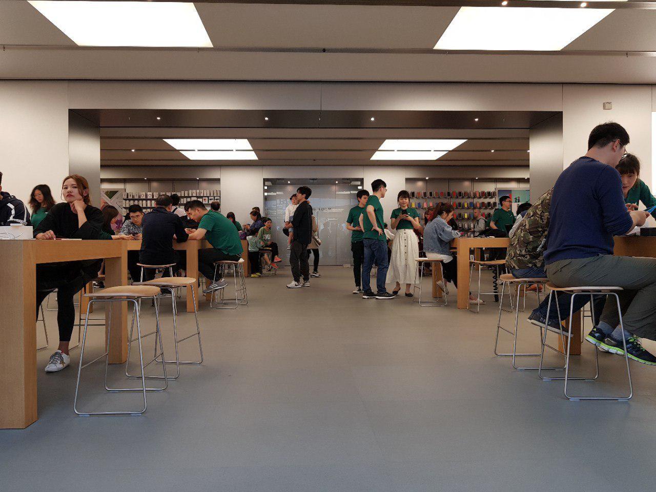 Apple на один день сменит логотип в честь Дня Земли3