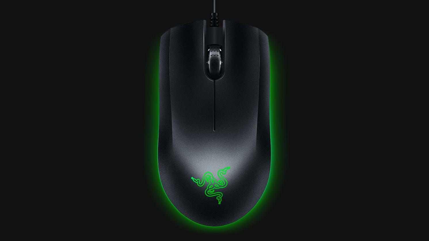 Razer выпустила доступную мышь с подсветкой Razer Chromа