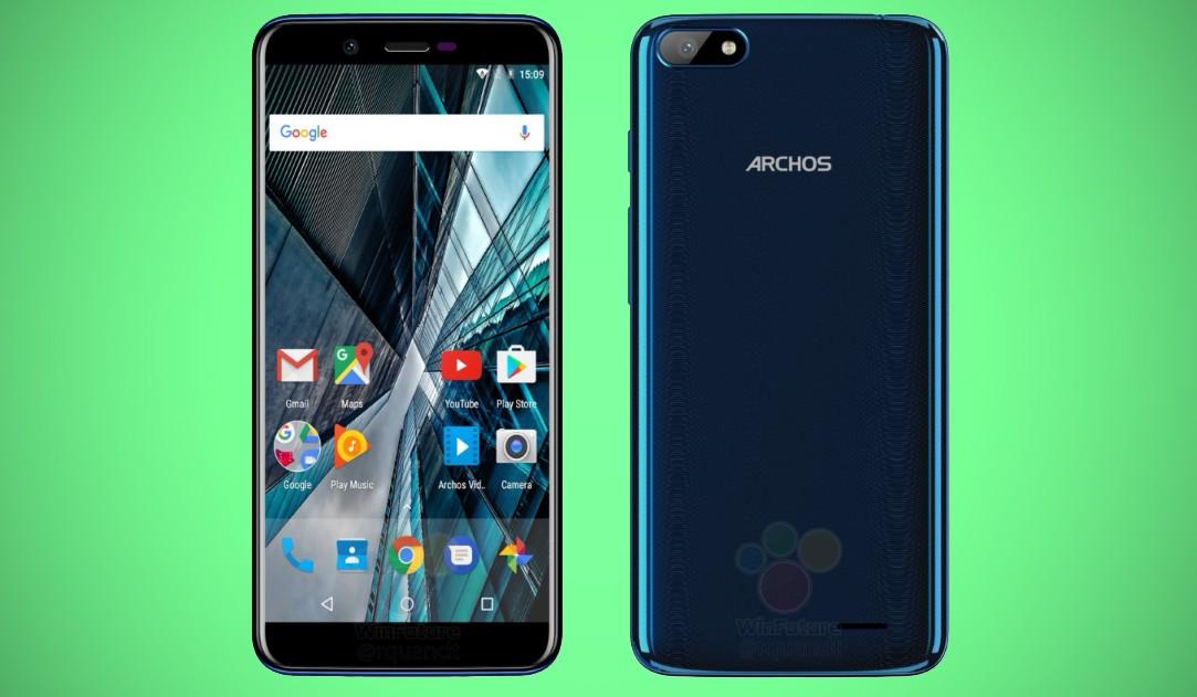 Archos Core 57S — самый доступный полноэкранный смартфон