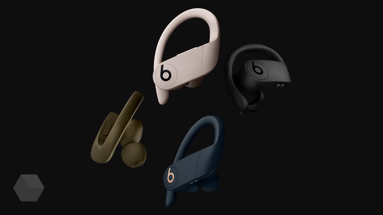 Беспроводные наушники Powerbeats Pro от Apple представлены официально