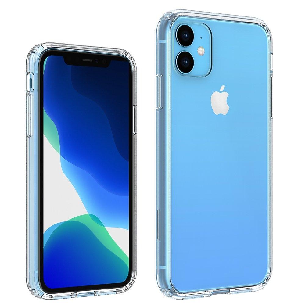 Рендеры iPhone XR 2019 с прозрачным чехлом4