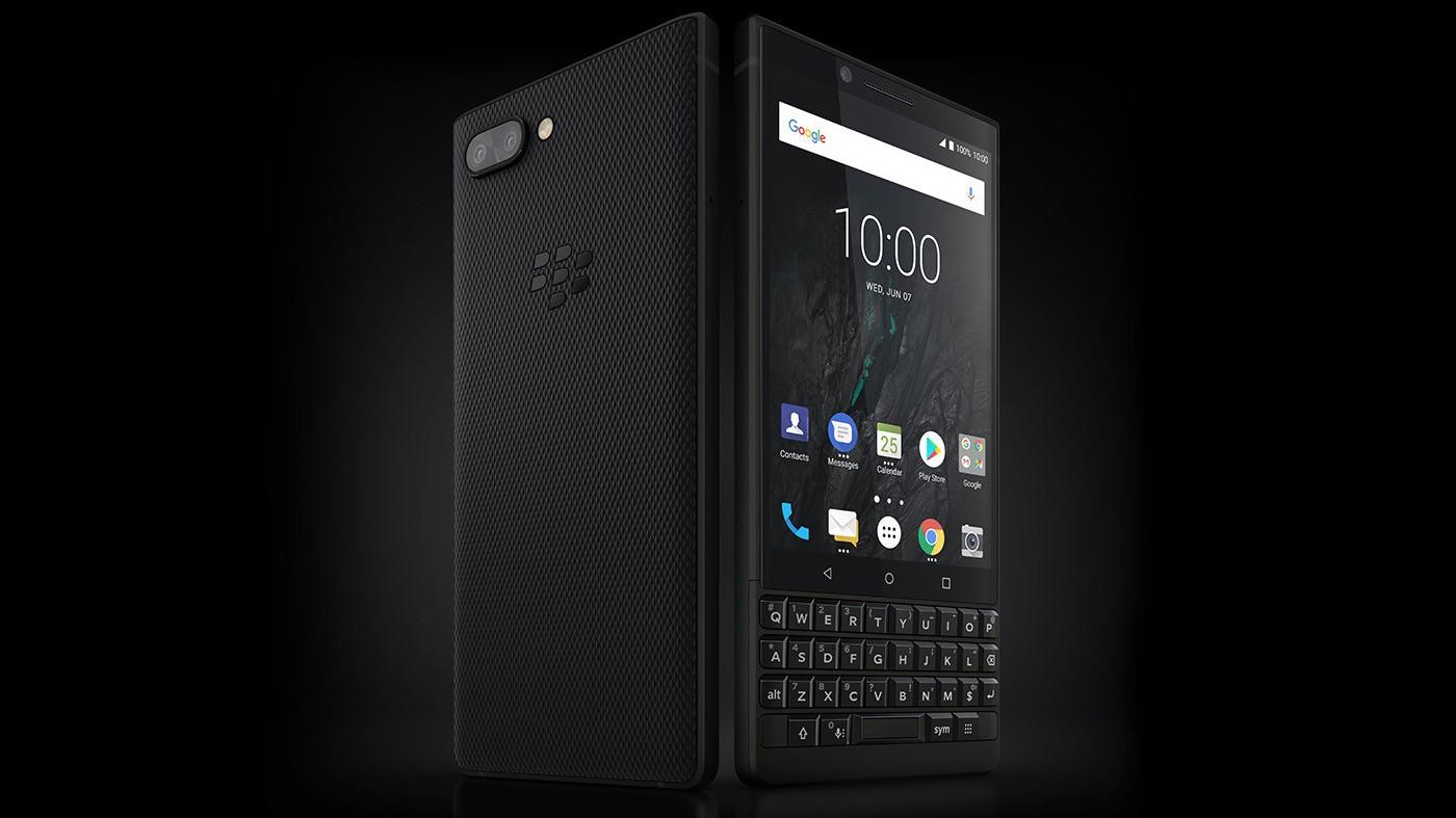 BlackBerry KEY2: обновлённая клавиатура и двойная камера