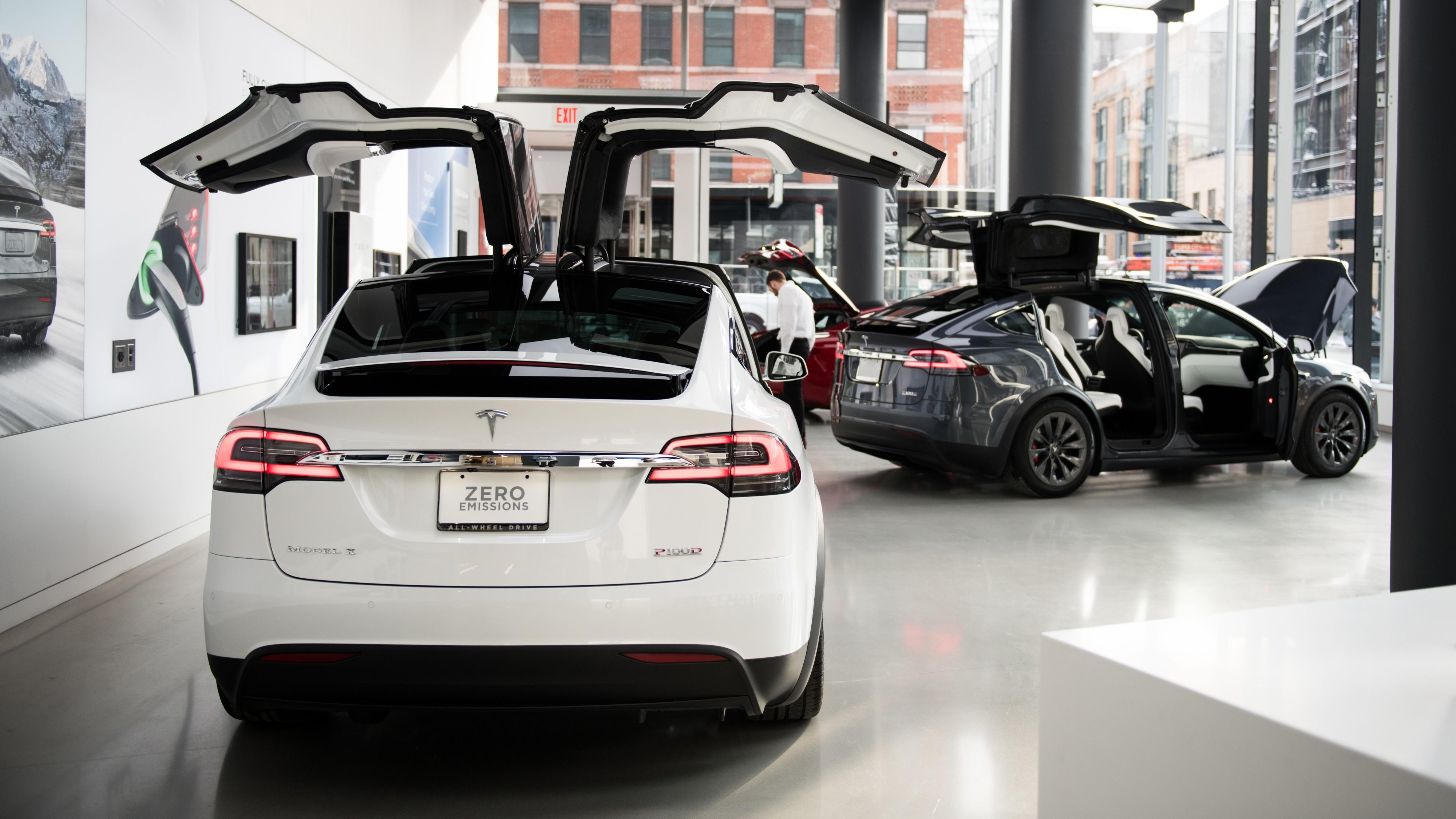Tesla представит Model Y 15 марта 2019 года