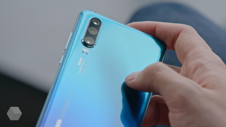 Первый взгляд на Huawei P30 и P30 Pro4