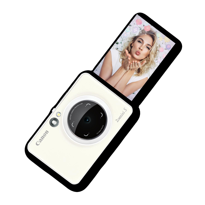 Canon представила камеры с моментальной печатью и карманный принтер3