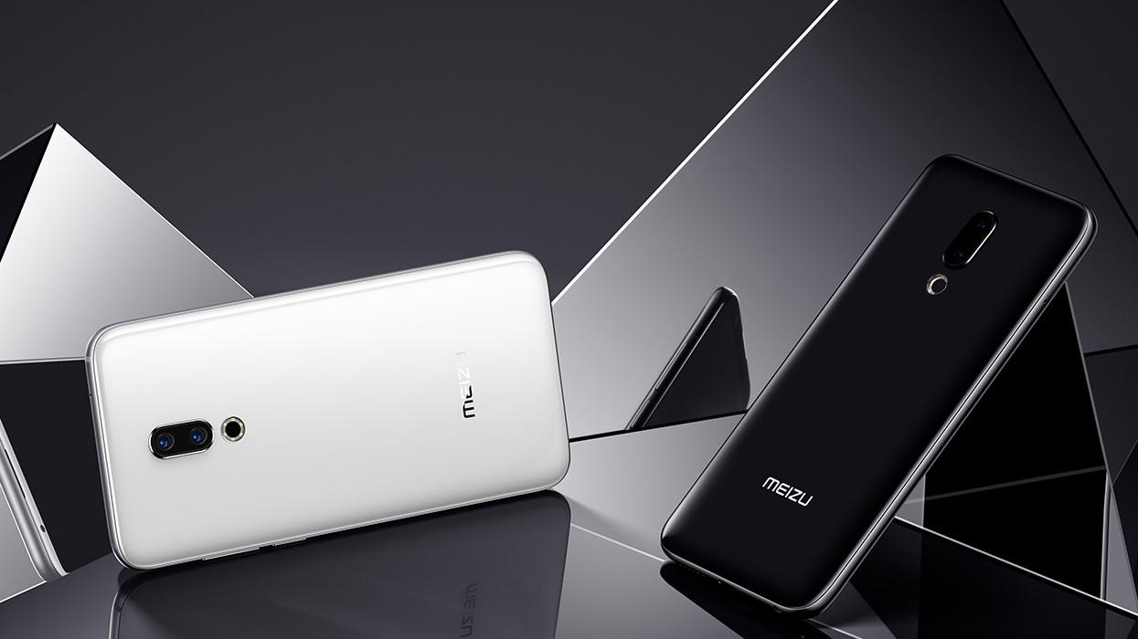 Meizu 16th и Meizu 16th Plus — сканер отпечатков в экране и Snapdragon 845