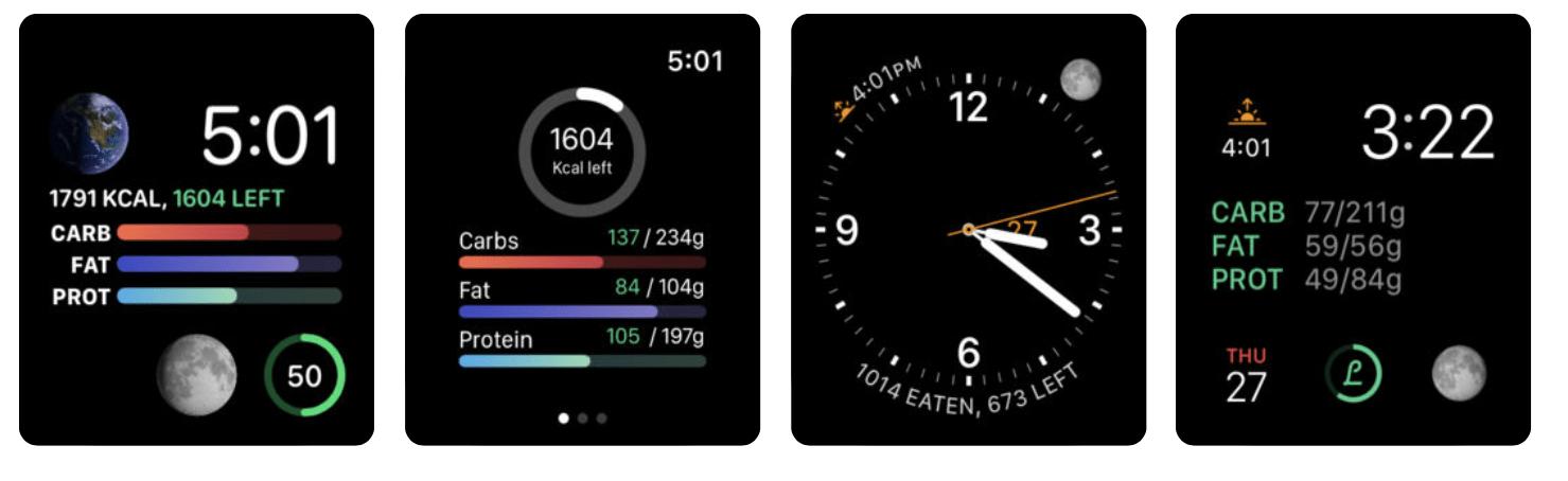 Lifesum добавила виджеты для Apple Watch Series 41