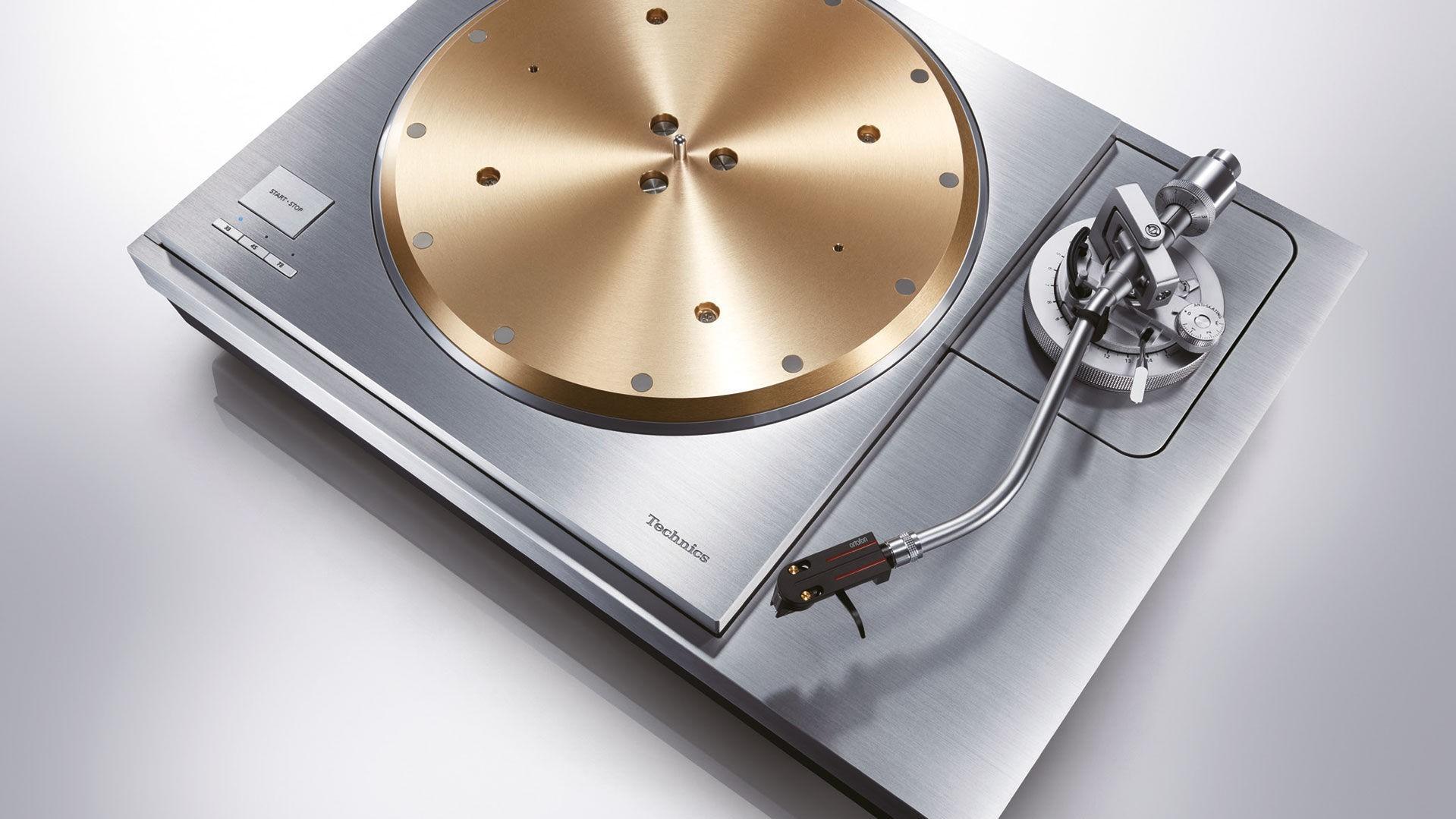 Виниловые проигрыватели Panasonic для любителей премиум-звучания