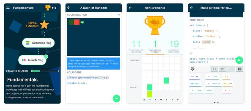 Google выпустила мобильную игру для обучения программированию1