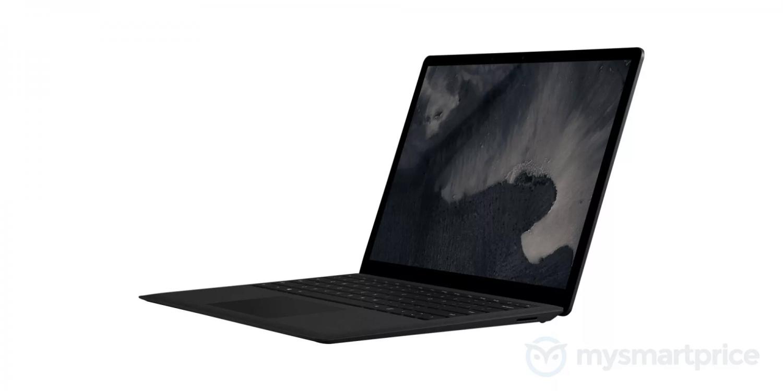 Microsoft Surface Laptop 2 выйдет в чёрном корпусе10