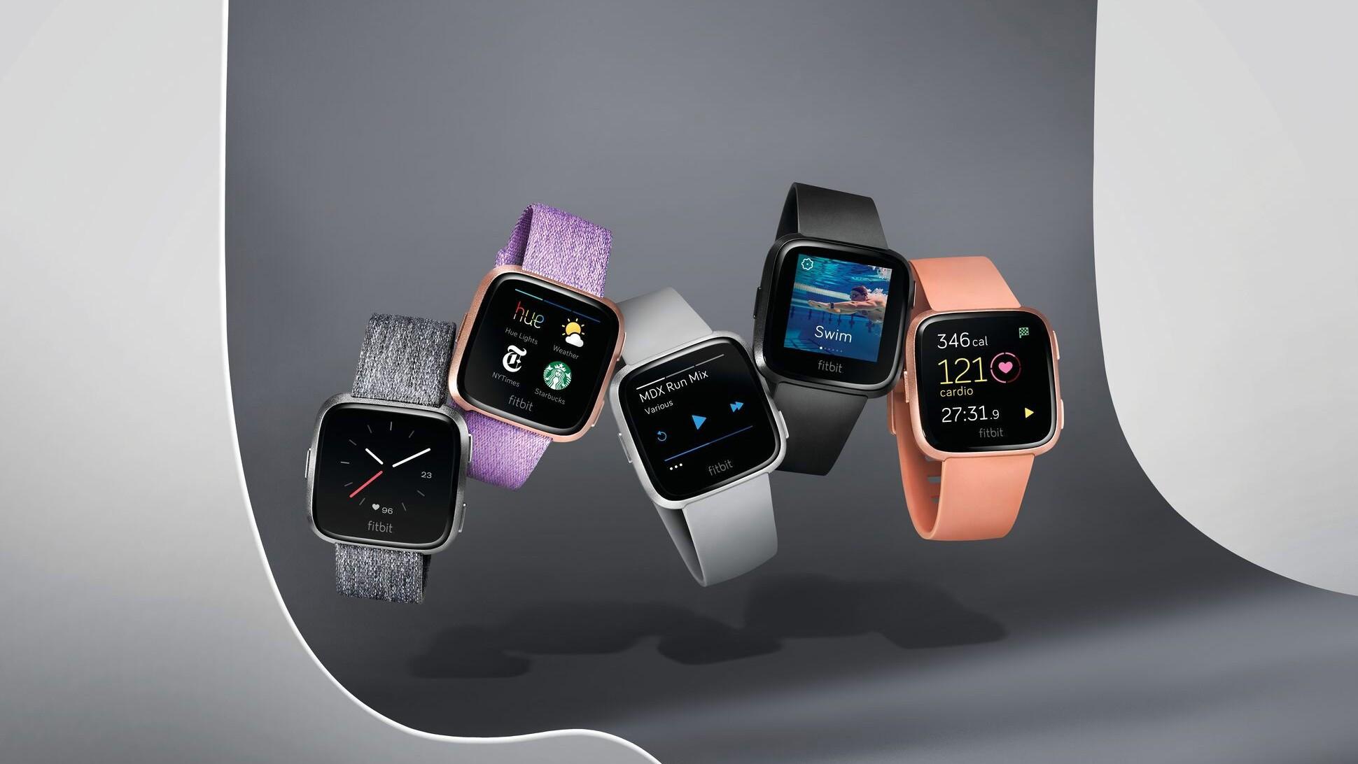Fitbit представила умные часы и браслет для детей