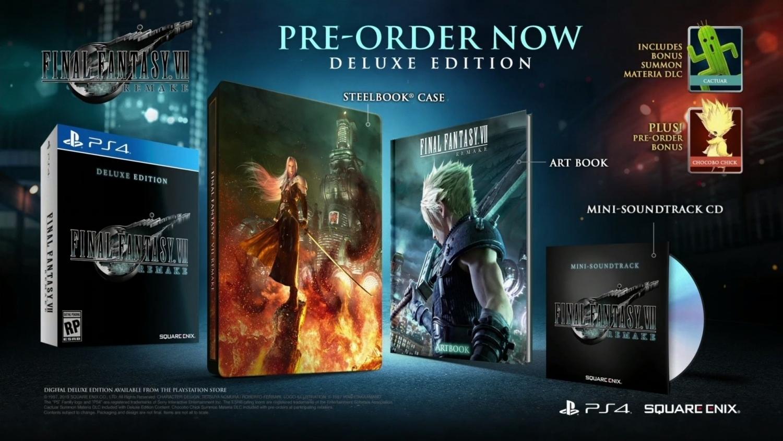 Square Enix презентовала новые игры и трейлеры на E3 20192