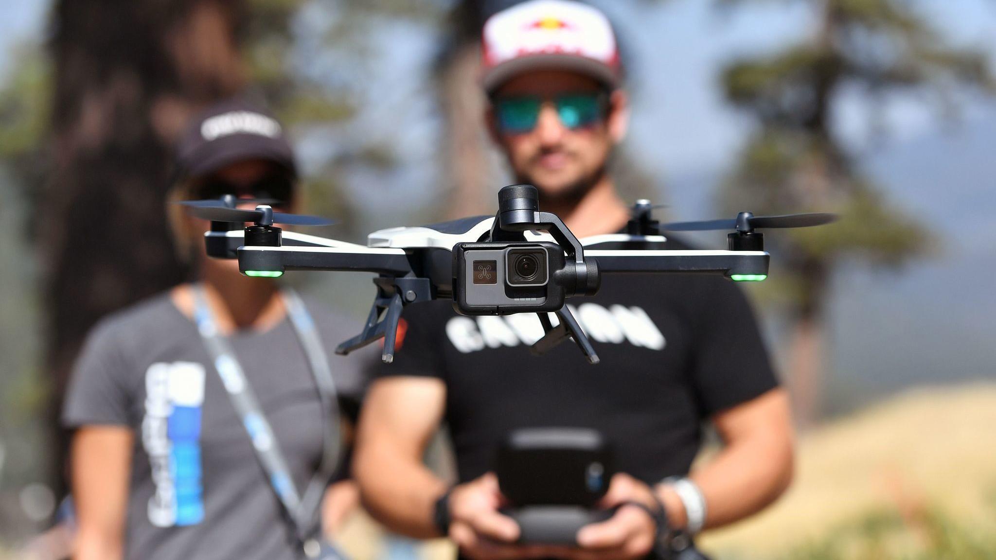 GoPro прекратила производство дронов Karma