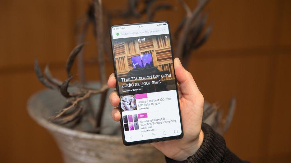 Максимально безрамочный Vivo APEX официально появится в продаже