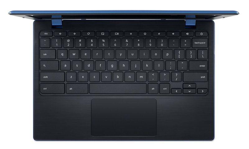 Acer Cromebook — хромбук с пассивным охлаждением и двумя Type-C2
