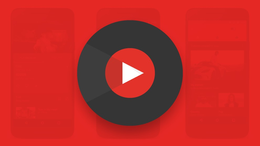 Google запускает сервис YouTube Music