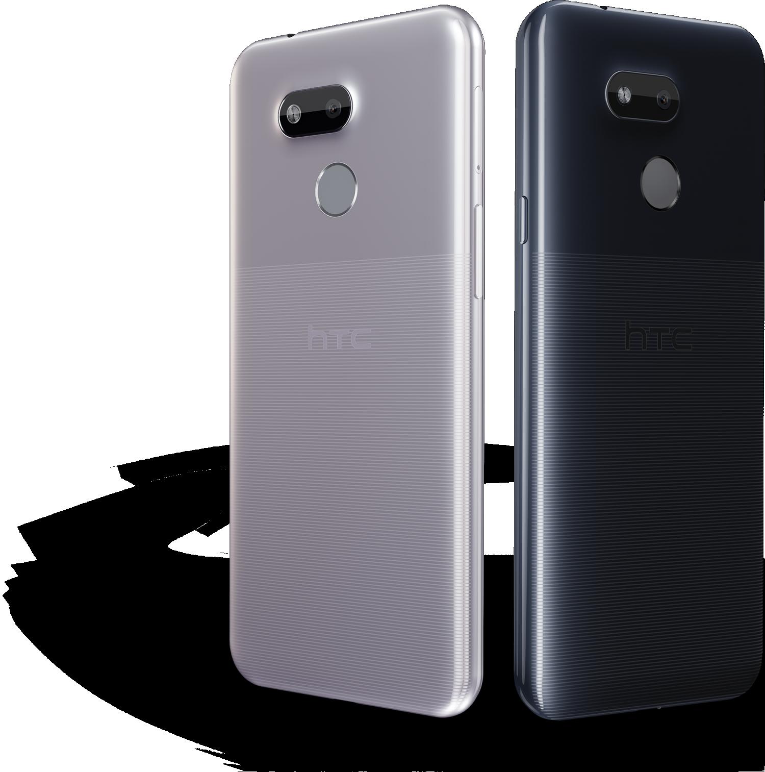 HTC Desire 12s: необычный дизайн и NFC4