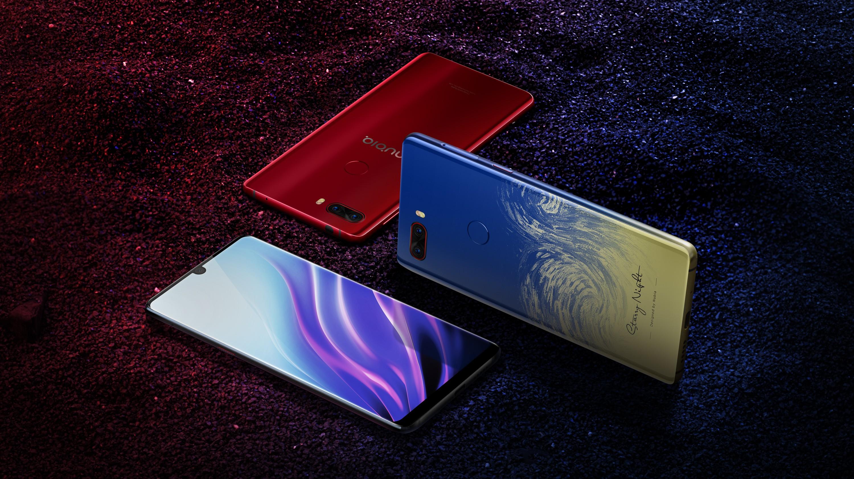 Nubia Z18: Snapdragon 845 и ИИ за 400 долларов